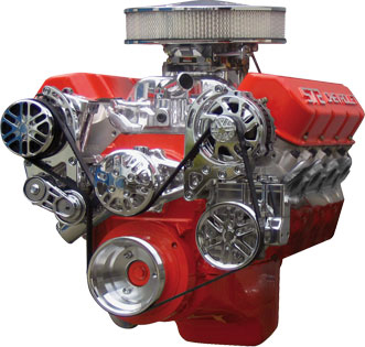 Big Block Chevy Victory Series Kit With Alternator A C