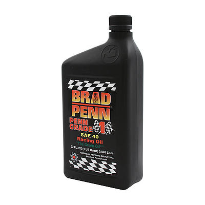 Brad Penn 40 Wt Racing Oil 12pk