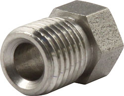 3/16 STAINLESS STEEL INV FLARE NUT 10PACK