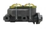 "GM VETTE STYLE CAST IRON--1"" MASTER CYLINDER"