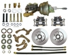 59-64 CHEV FRONT DISC KIT W/POWER
