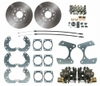 "FORD 9"" REAR-END UNIVERSAL DISC BRAKE KIT"