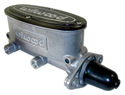 "WILWOOD 1"" PLAIN HIGH VOLUME MASTER CYLINDER"
