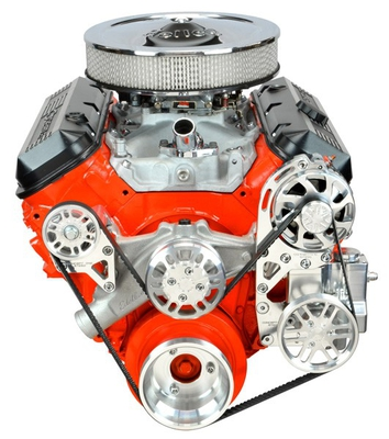 Chevy Big Block Victory Series with Alternator & Power Steering