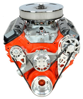 Chevy Big Block Victory Series Kit with Alternator