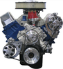Big Block Ford 429-460 Kit with Alternator and A/C (WITH MACHINE FINISH BRACKETS)