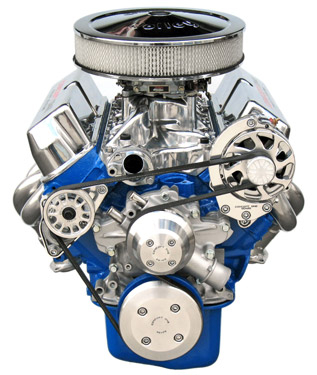 Small Block Ford Kit with Alternator for 351W Long Waterpump