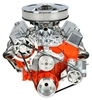 Small Block Chevy Basic Kit with Alternator & Power Steering