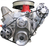 Big Block Ford FE Kit with Alternator and A/C
