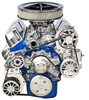 Small Block Ford Kit with Alternator, A/C and Power Steering - For 289/302 Short Waterpump