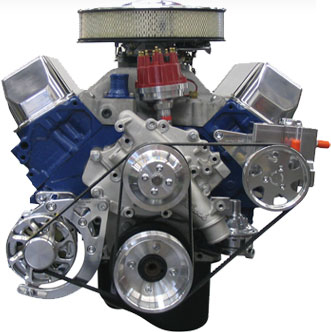 Big Block Ford 429 460 Kit With Alternator And Power