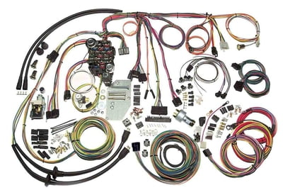 1955-56 CHEVY PASSENGER WIRING HARNESS
