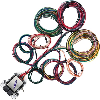14 CIRCUIT FORD WIRING HARNESS