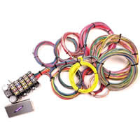 22 CIRCUIT WIRING HARNESS