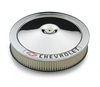 CHROME BOWTIE 14 INCH AIR FILTER