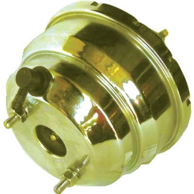 YELLOW ZINC POWER BRAKE BOOSTER -7in