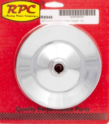 R8948 Power Steering Pulley Fits: Early GM thru 1984