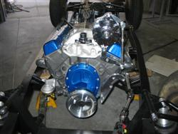 Street Rod Powertrain