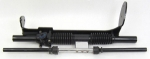 CHEVY S10 (82 THRU 95) RACK ONLY,BLACK