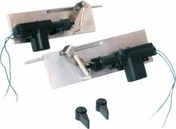 SUICIDE DOOR SAFETY PINS ELECTRIC (PAIR)